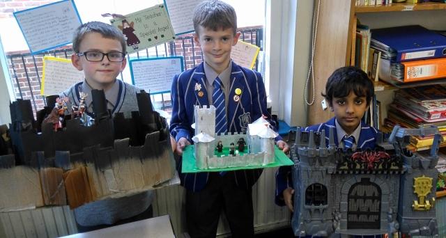Prep IV castles