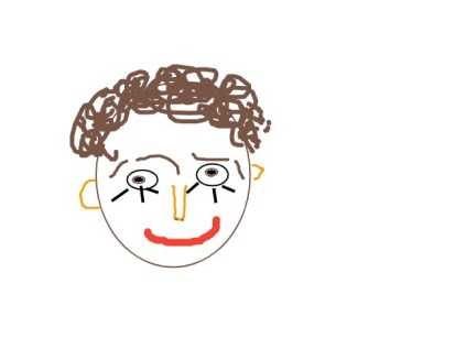 Self Portrait Benjamin